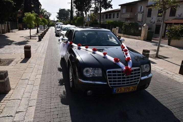 השכרת רכבי יוקרה להשכרה לחתונה לאירועים